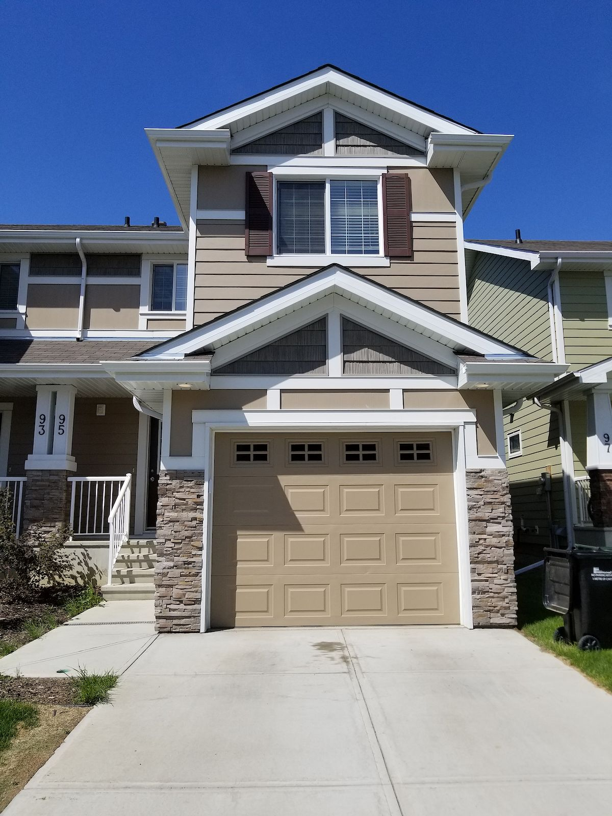 Sherwood Park Duplex For Rent Spacious 3 Bdrm Duplex With Attached