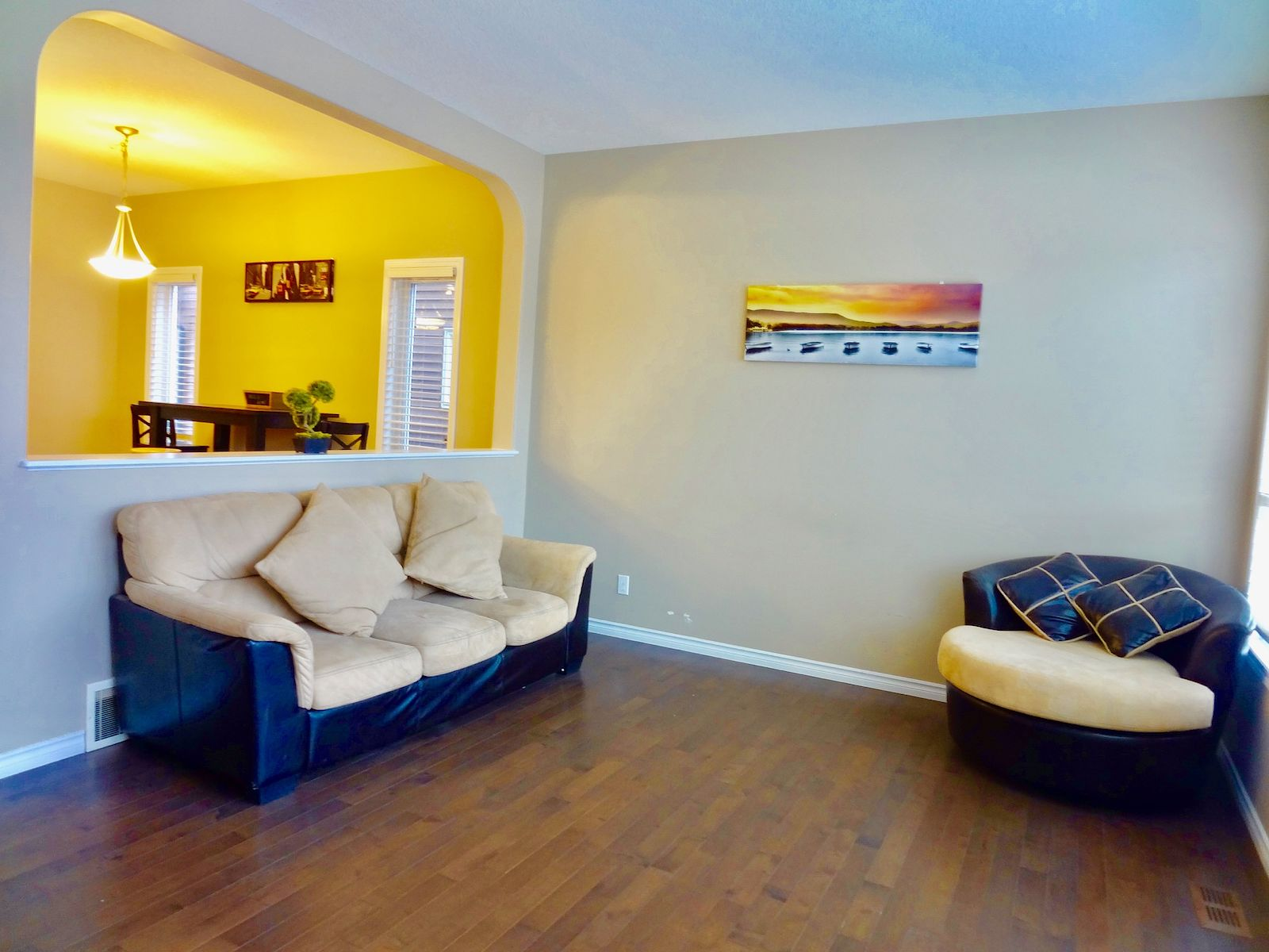Edmonton Shared For Rent   Orchards, SE   Main floor room to rent ...
