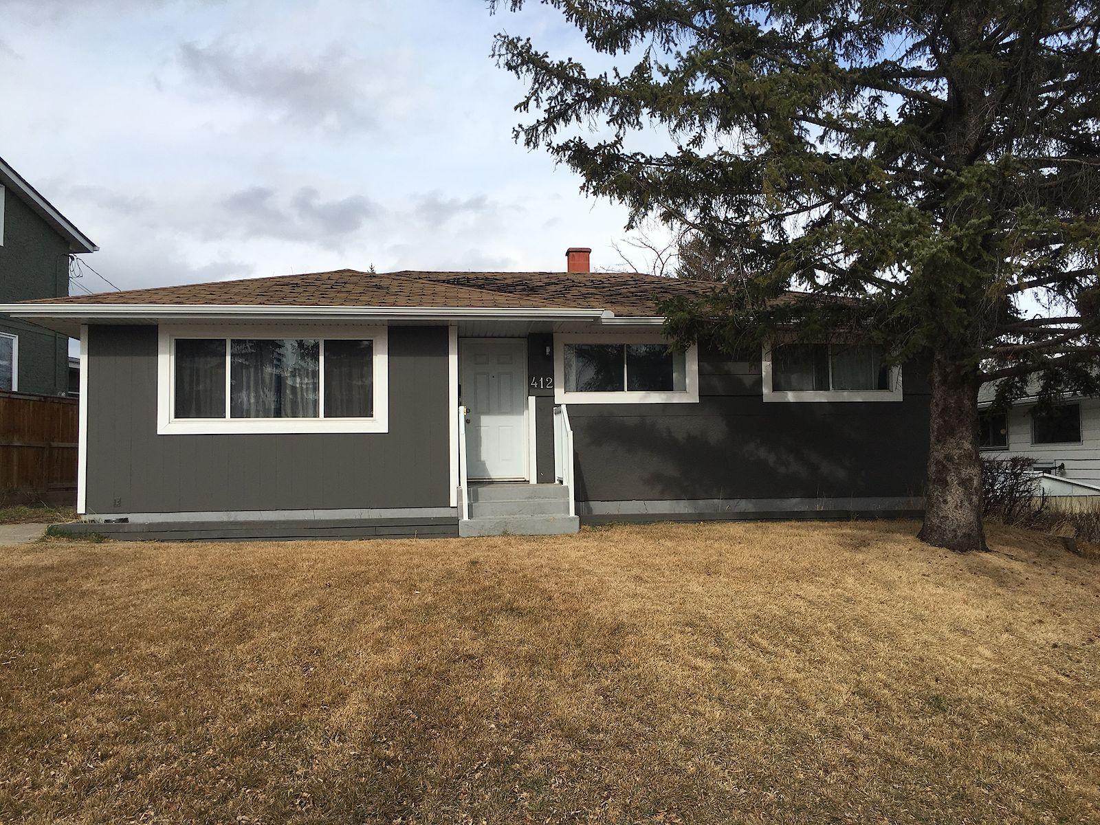 Calgary House For Rent Fairview Se Lovely 3 Bedroom